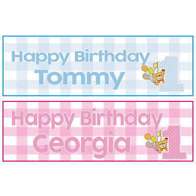 Personalized Girls Birthday Banners Compare Prices on dealsan
