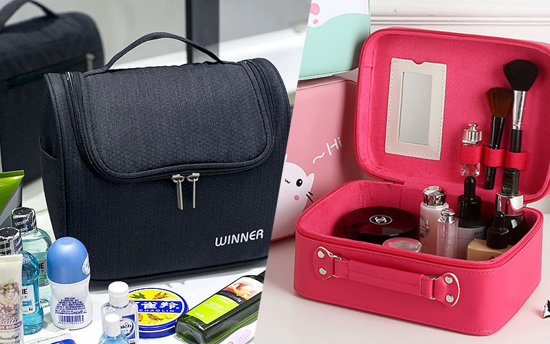 Up To 80 Off On Makeup Organizers Cosmetic Bags Price