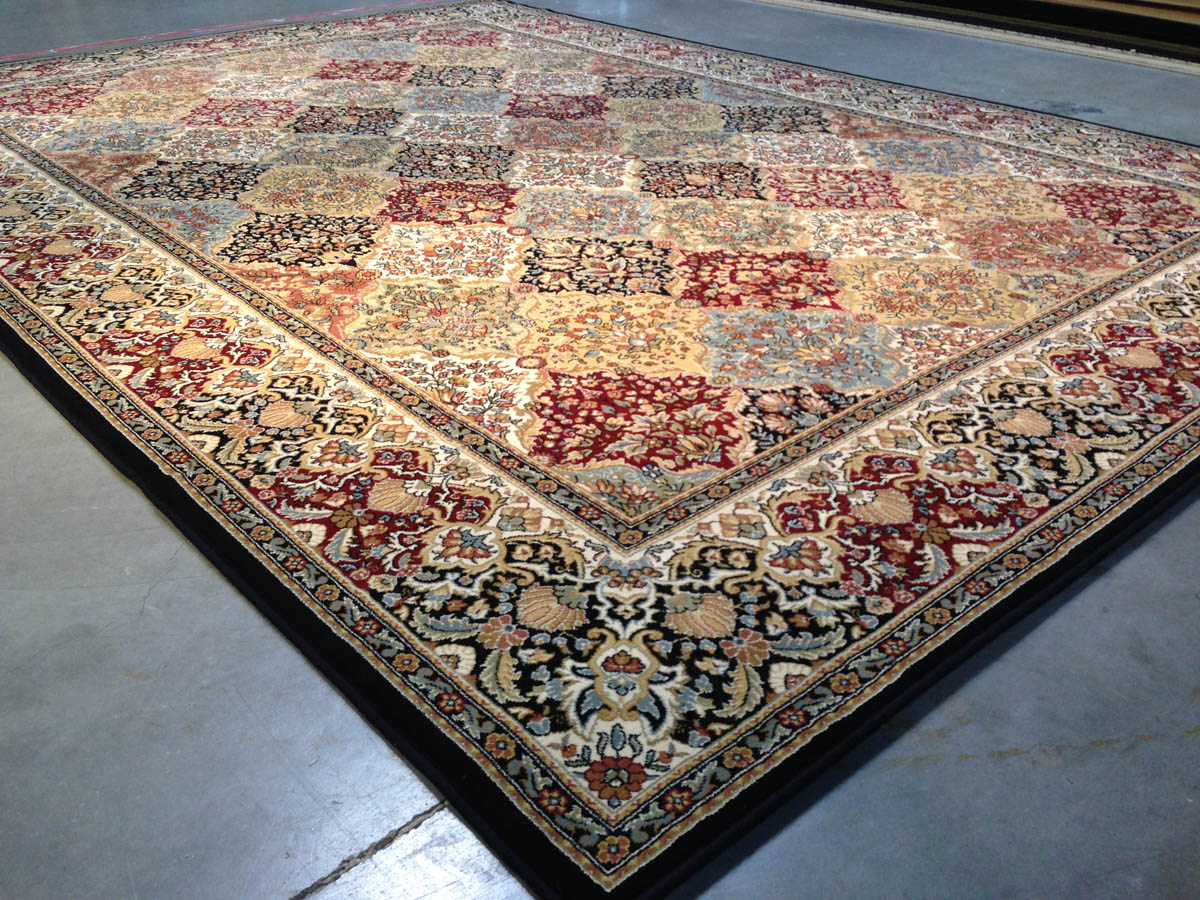 Premium Quality Belgium Power Loom Rug In Traditional
