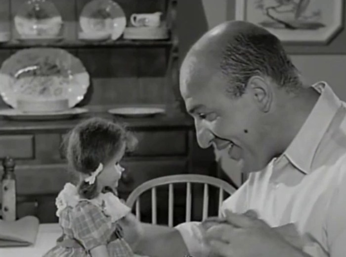 eric and doll