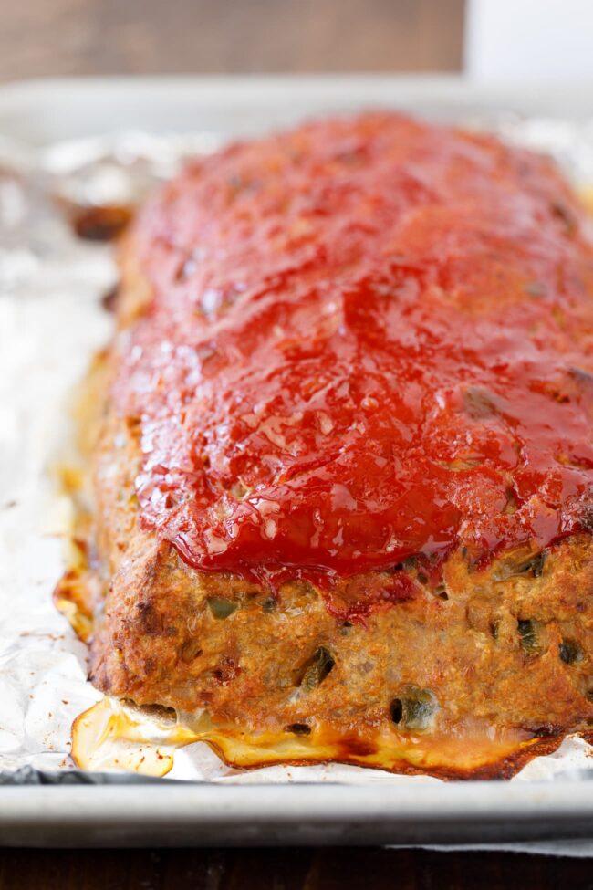 Ground Turkey Meatloaf Recipe - The Best Easy Healthy Turkey Meatloaf!