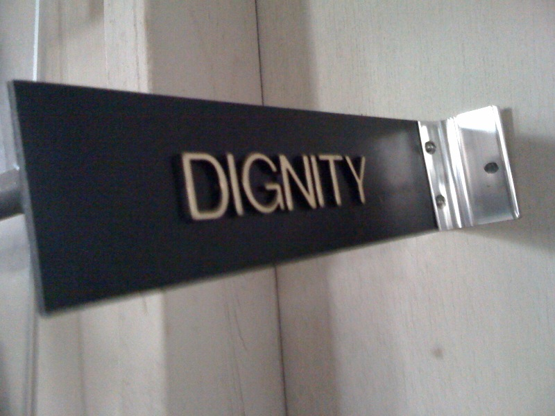 The Dignity That Comes with Choice