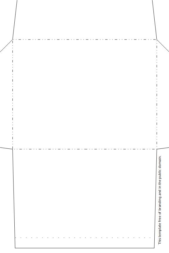 envelope templates - 4x6 envelope template
