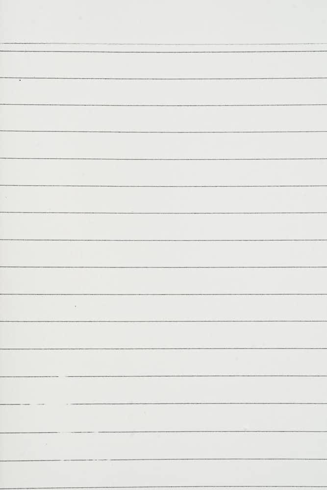 Lined Paper - Deborah Bowness