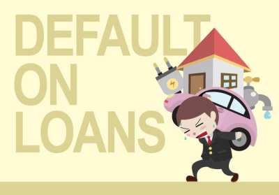 Loan Defaults– Getting Rid of Debt when Defaulting on Your Loans