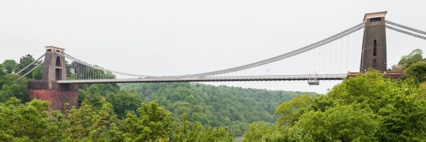 photo: Clifton Suspension Bridge, Bristol