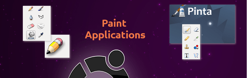 2 Drawing Applications for MS Paint alternatives in Ubuntu