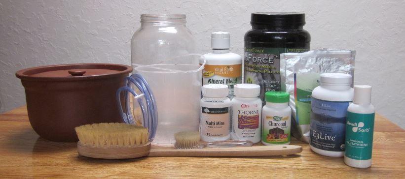Chelation Detoxification