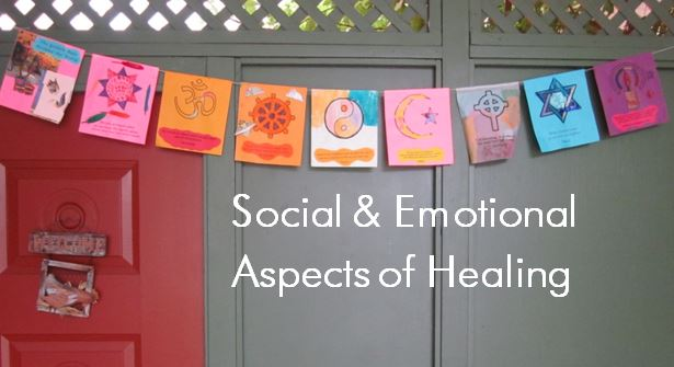 Social and Emotional Aspects of Healing
