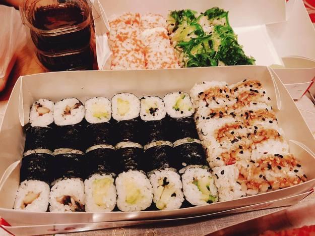 sushi bucuresti