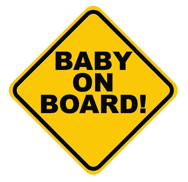 Baby On Board dec-bonb - $750 Decal Doctorz, Saving You Money One