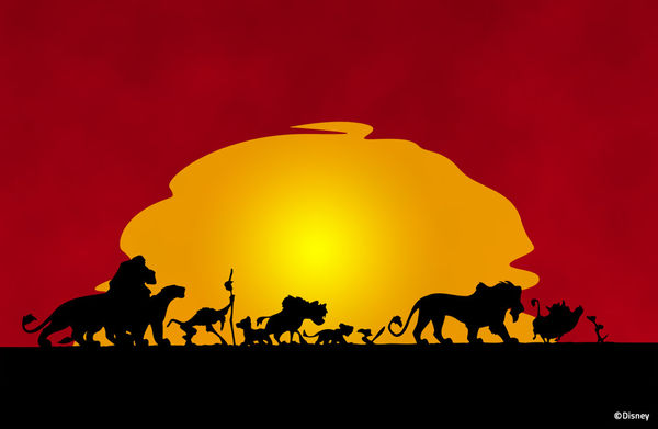 How To Make A Google Image Your Wallpaper Iphone Animals Horizon By The Lion King Decalgirl