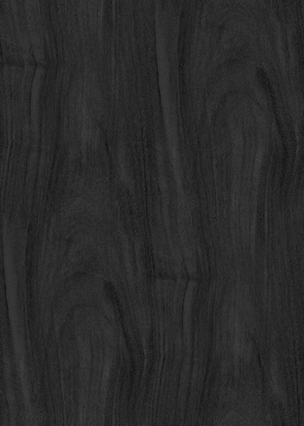 Only Black Wallpaper Black Woodgrain Decalgirl