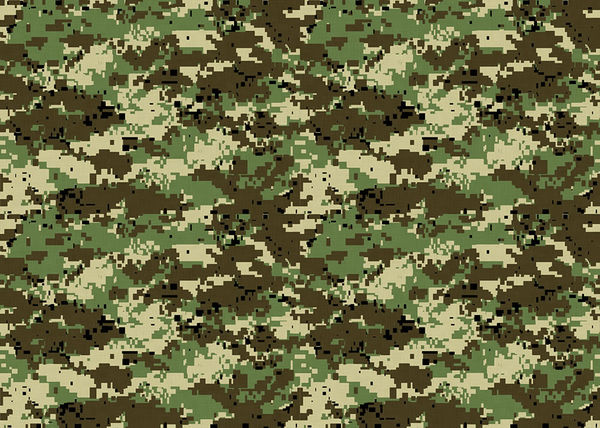 Military Camouflage Wallpaper Hd Digital Woodland Camo By Camo Decalgirl