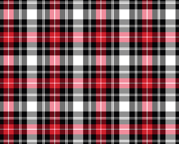Create Your Own Iphone Wallpaper Red Plaid Decalgirl