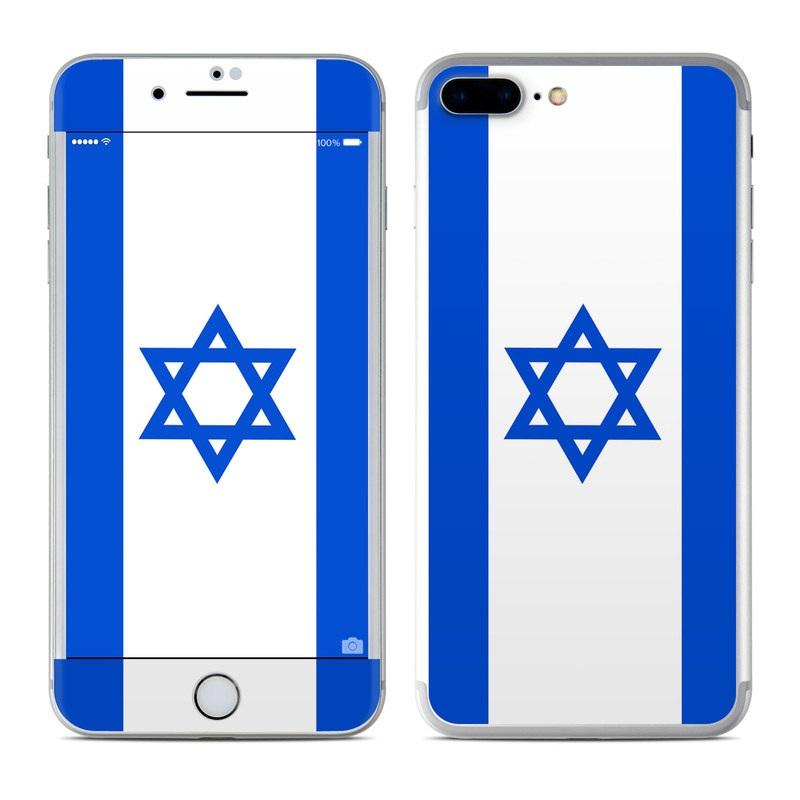 Marble Wallpaper Iphone 7 Plus Apple Iphone 7 Plus Skin Israel Flag By Flags Decalgirl