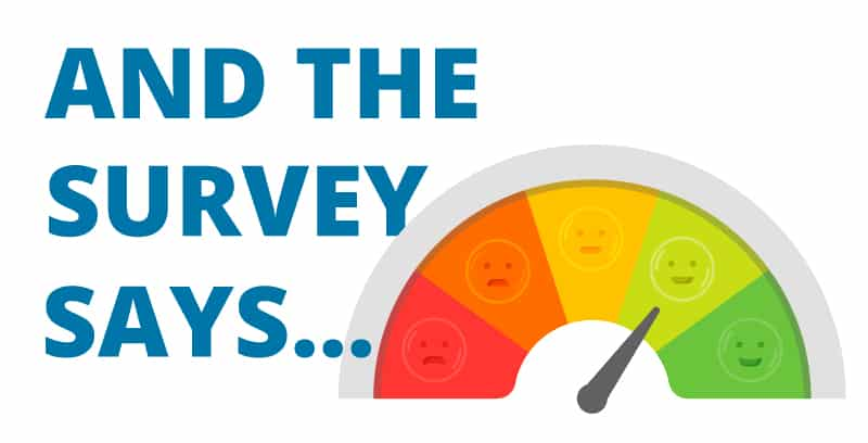 10 Questions That Need To Be In Your Employee Engagement Survey - employee survey