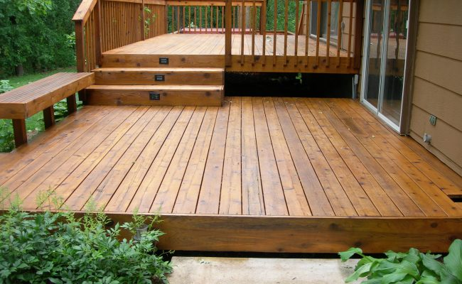 Deck Washing And Sealing | Deckaidpro