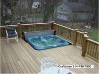 Spa Decks, Pool Decks Westchester Putnam Hudson Valley NY