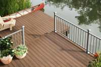 ALX Contemporary Railing - Deckorators