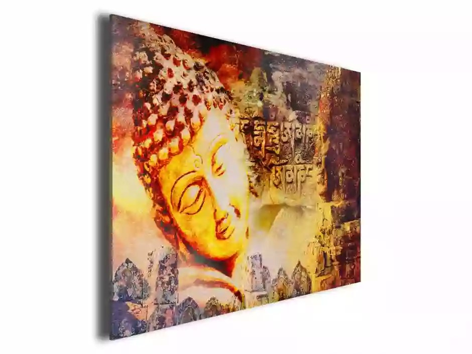 Tableau zen bouddha pas cher - Boutique tableaux deco moderne