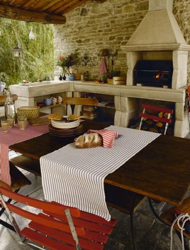 cuisine dextrieur cuisine d t extrieure meilleur de grand cuisine - Cuisine D Ete Exterieure En Pierre
