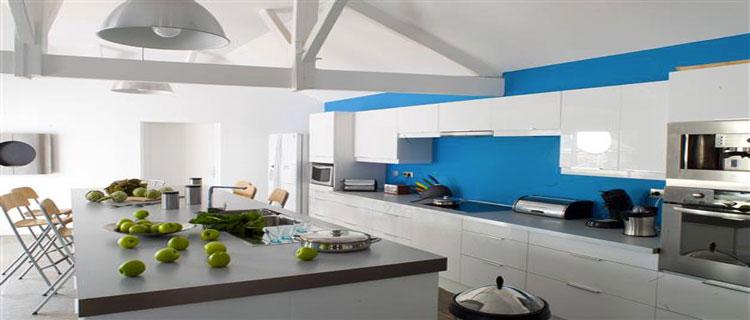 Quelle couleur peinture pour une cuisine tendance ?