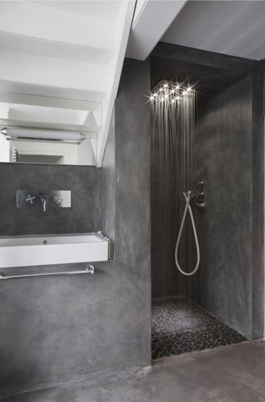 Idées Déco pour une Salle de Bain Grise Deco-Cool