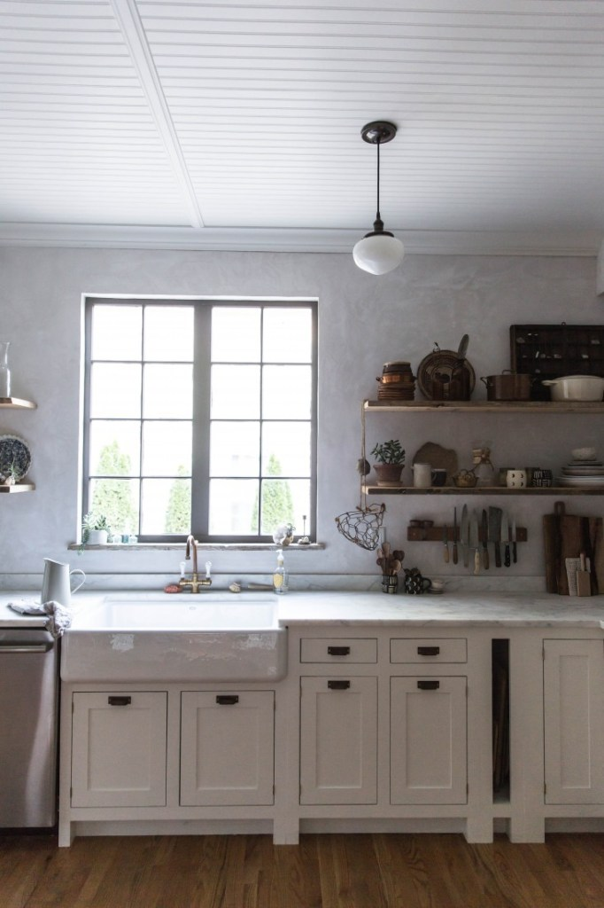 Cuisine 9 astuces pour un look rustique chic decocrush for Local kitchen remodeling
