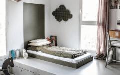 Comment afire entrer le vert de gris dans la chambre des kids ? Réponse en images sur @decocrush - www.decocrush.fr