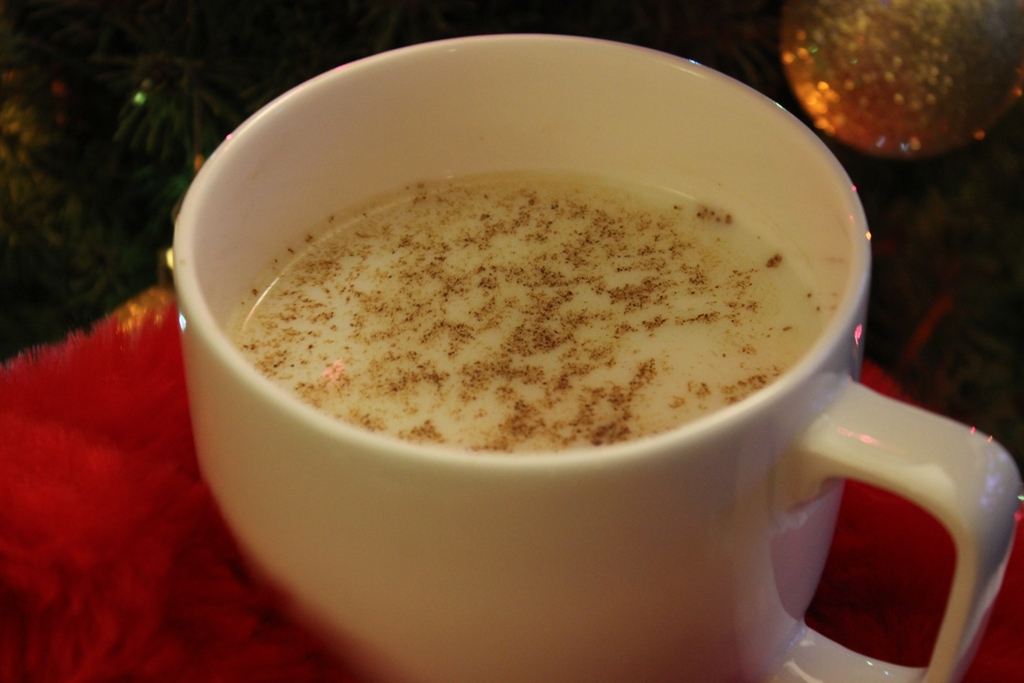 Holiday Spiced Milk