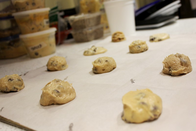 Gluten Free Cookie Dough Factory