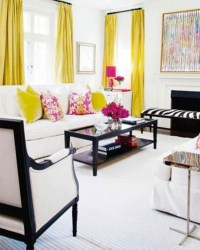Spring Living Room Decorating Ideas