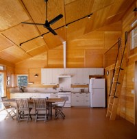 Great Choices of Simple but Unique House Made of Wood ...