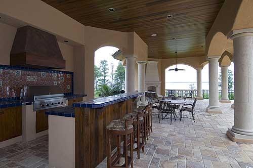 Welcoming Summer with Cooking Al Fresco u2013 Decohoms - summer kitchen design