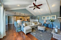 Beautiful Ideas on Airier and Brighter Vaulted Ceiling ...