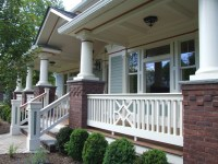 50 Inspiring Photos of Home Railing Front Ideas | Decohoms