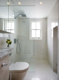 Small Bathroom with Walk In Shower | Decohoms