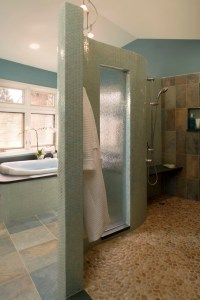 Exquisite Bathroom Flooring Ideas   Decohoms