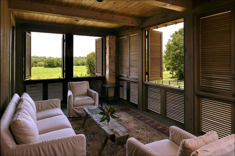 Screened Porch To Enjoy Outdoor Indoor Decohoms