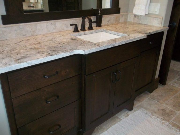 Exodus White Granite Countertops That Serve You Genteel