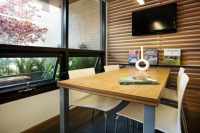 Warming Your Room with Wood Wall Covering