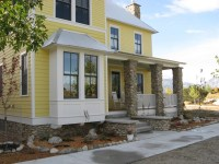 Raised House Skirting: Smart Solution for Hiding Piers and