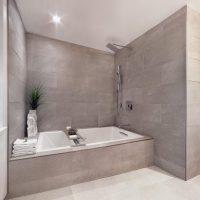 Magnificient Soaker Tub with Shower Ideas | Decohoms