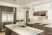 Sparkling Pendant Lights for Kitchens | Decohoms