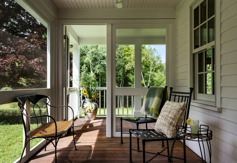 Attractively Awesome Screen Porch Designs To Be Inspired By Decohoms