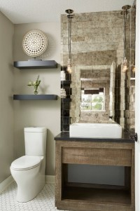 10 Ideas to Remodel Your Powder Room | Decohoms