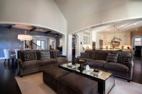 Dark Gray Couch Ideas for Appealing Living Room | Decohoms