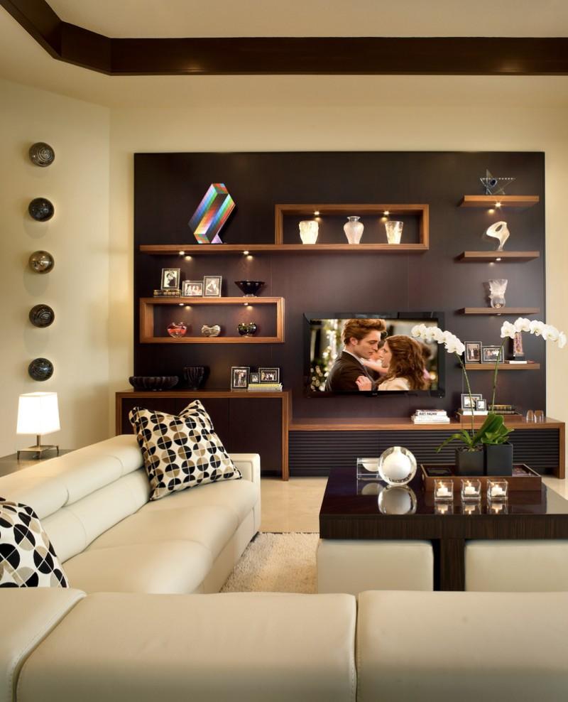 Fullsize Of Wall Shelves Living Room