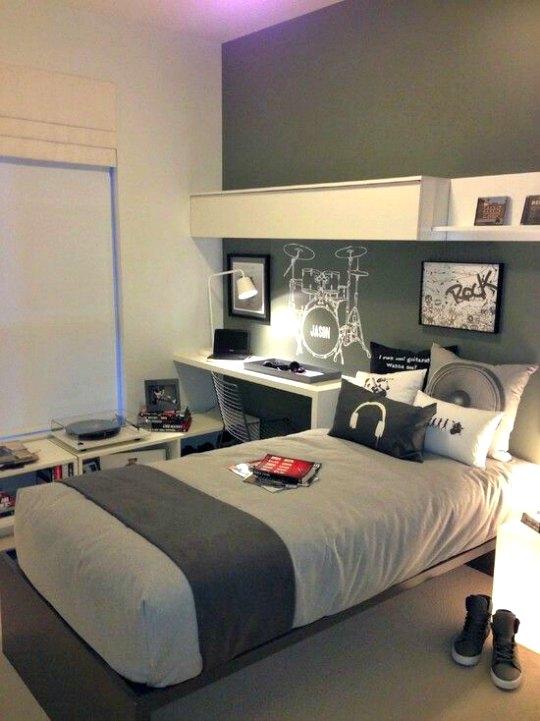 Diseo de dormitorios juveniles para chicas diseo y share - Habitaciones juveniles modernas ...